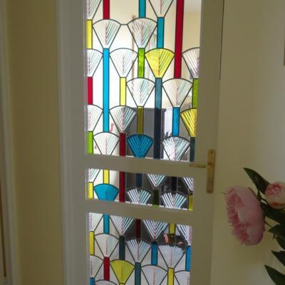 création sur mesure de vitraux