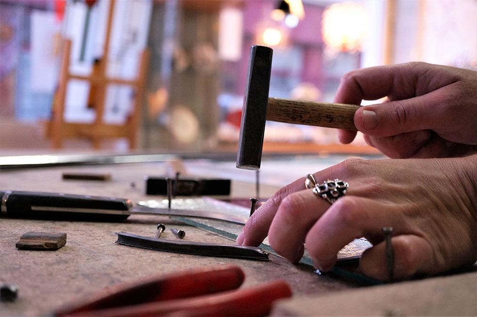 Atelier vitrail vitraux creation restauration rusconi marion lyon
