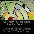 atelier Le chant du diamant création sur mesure et restauration de vitraux à Lyon